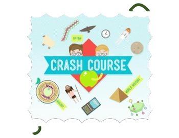 Crash Course Ecology Video Guides (ALL Episodes)