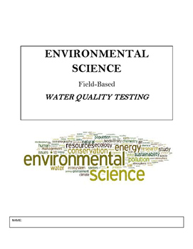 Environmental Science Water Testing