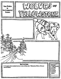 Environmental Science Wolves of Yellowstone Sketch Notes
