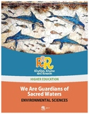 Environmental Sciences - We Are Guardians of Sacred Waters
