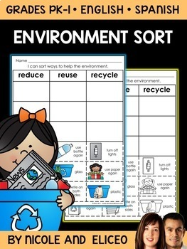 Interactive Sorting - Reduce, Reuse, Recycle
