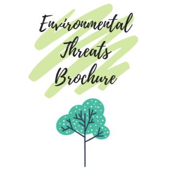 Environmental Threat Brochure Project
