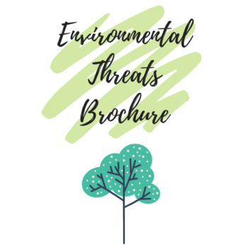 Environmental Threat Brochure Project
