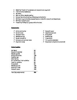 Environmental Unit Plan