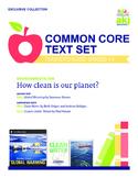 Environmentalism Common Core Text Set