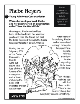 Girl Scout Environmentalist Teens Download