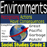Environments and People: Actions Have Consequences: Pollution: Garbage Patch