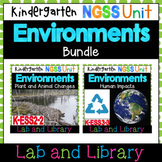 Environments: A Kindergarten NGSS Unit for K-ESS2-2 and K-ESS3-3