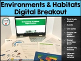 Environments & Habitats Digital Breakout