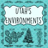 Environments in Utah