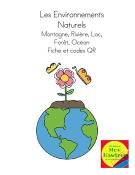 Environnements Naturels Montagne, Rivière, Lac, Forêt, Océ