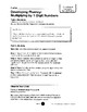 Envision 4th grade math pages and workbook TOPIC 6
