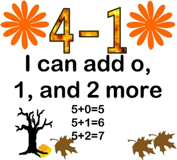 Envision CC Grade 1 Topic 4- I Can... ( Focus Wall)