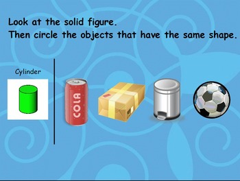 Envision Grade 1 Topic 15 Geometry For Activboard
