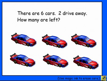Envision Grade 1 Topic 2 Understanding Subtraction For Smartboard