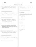 Envision Grade 3 Topic 7