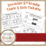 Envision Math 1st Grade Topic 1