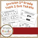 Envision Math 1st Grade Topic 1