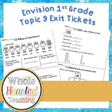 Envision Math 1st Grade Topic 9