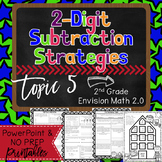 Envision Math 2.0 2nd grade TOPIC 5 Review