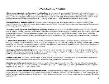 Editable Envision Math 2.0 First Grade Topic 7