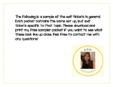 Envision Math 2.0 Topic 2 Exit Tickets (Repeated Addition & Arrays)