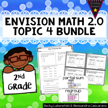 Envision Math 2 0 Grade 4 Worksheets Teaching Resources TpT