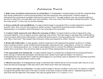 Updated Envision Math 2.0 Kindergarten Complete Volume 2 (Topics 9-15)
