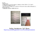 Envision Math 2nd Grade Topic 3 Interactive Notebook