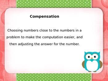 Envision Math 4th grade Topic 4 Owl Theme