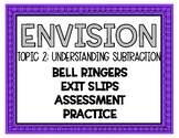 Envision Math Bell Ringers Topic 2