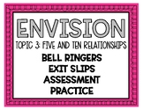 Envision Math Bell Ringers Topic 3