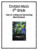Envision Math Chapter 10