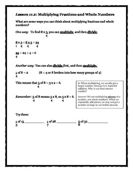 Envision Math Chapter 11