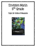 Envision Math Chapter 13