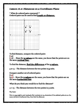 Envision Math Chapter 16