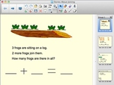 Envision Math - Stories about Joining - Smartboard Activity