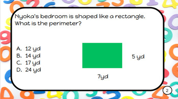 Envision Math-Task Cards for Plickers-Topic 13