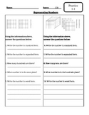 Envision Math - Topic 1 - Numeration - Additional Materials -3rd Grade
