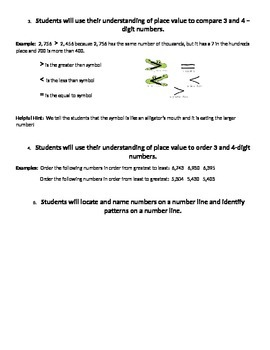 Envision Math Topic 1 Study Guide