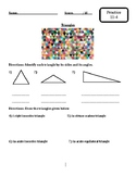 Envision Math-Topic 11-Two Dimensional Shapes-Worksheets-3