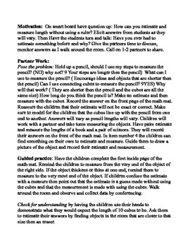 Envision Math lesson Plan 12-3