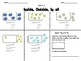 First Grade Envision Math Topic 1.2- Making 6 & 7
