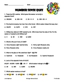 Envision Topic 1 Quiz---Number Sense