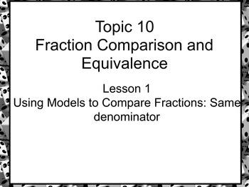 Envision Topic 10 Activ Flipchart - Third Grade