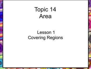 Envision Topic 14 Activ Flipchart - Third Grade