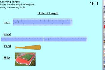 Envision Topic 16: Measurement (4th Grade)