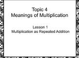 Envision Topic 4 Activ Flipchart - Third Grade