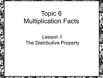Envision Topic 6 Activ Flipchart - Third Grade