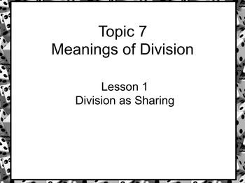 Envision Topic 7 Activ Flipchart - Third Grade